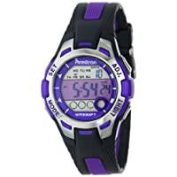 Armitron Sport Women's 45/7030 Digital Chronograph Resin Strap Watch