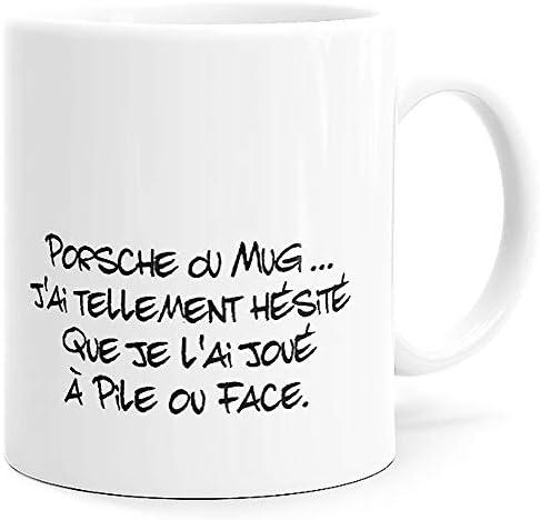 Mug Humour Voiture Prestige Ta…