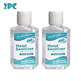 Cithy Rinse-Free Hand Sanitizers, 60ml Portable