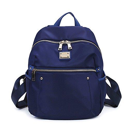 Bolsa Violeta De Gran De Ocio Todo Meaeo Blue Hombro Mochila Match Capacidad Gran fRUHx0qwA