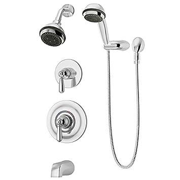 symmons allura shower system