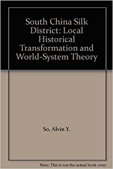 South China Silk District: Local Historical Transformation and World-System Theory