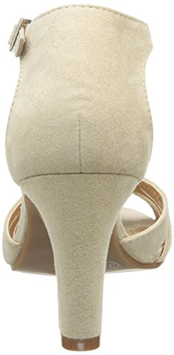 Initiale Caramel - Sandalias de vestir Mujer Beige - beige