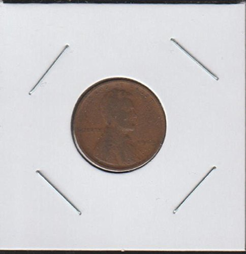 1909 Lincoln Wheat (1909-1958) Penny Fine