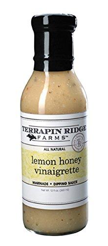 Terrapin Ridge Farms Lemon Honey Vinaigrette 12 FL OZ (Pack of 1)