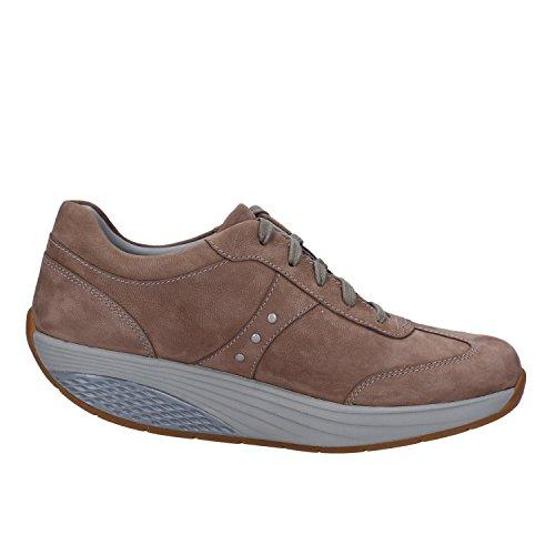 MBT Sneakers Donna 37 EU Beige Nabuk