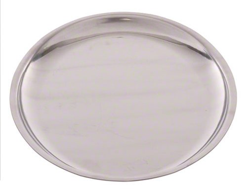 Sizzling Platter Steel Stainless (Update International (SZP-11) 11 5/8