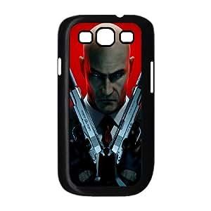 Hitman Samsung Galaxy S3 9300 Cell Phone Case Black DIY Ornaments xxy002-9237875