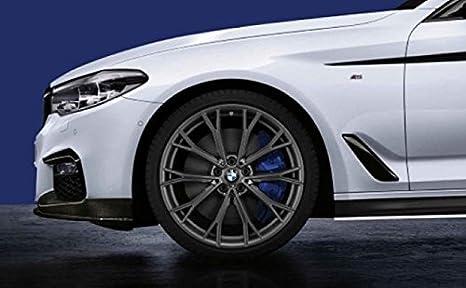 Original BMW 5 G30 G31 Verano Completo juego de ruedas mperformance doble radios 669 20