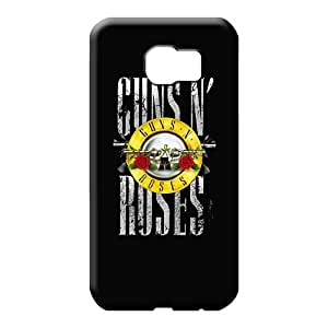 samsung galaxy s6 Bumper phone back shells For phone Cases covers guns n roses