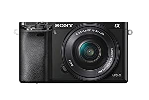 Sony Alpha a6000 Mirrorless Digital Camera w/ 16-50mm and 55-210mm Power Zoom Lenses from Sony