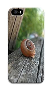 iPhone 6 4.7 Case Abandoned Snail Animal 3D Custom iPhone 6 4.7 Case Cover