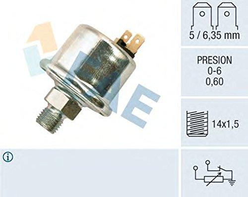 FAE 14580 - Sensore, Pressione Olio Francisco Albero S.A.