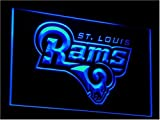 St. Louis Rams NFL Football Neon Light Signs by WorldLEDHouse