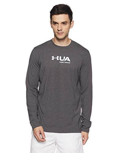 Under Armour Mens Shift Center Chest Long Sleeve