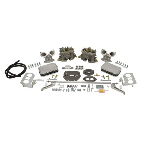 DUAL 36MM D-SERIES CARB KIT, Deluxe Kit For Type 3