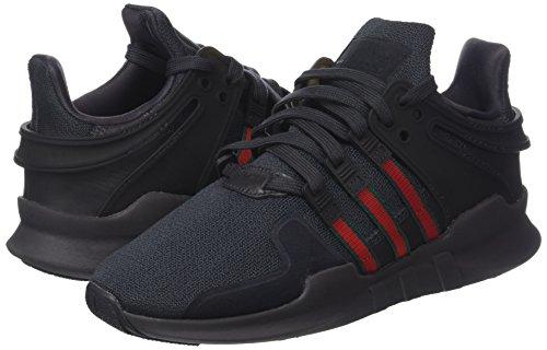 Collegiate Black F16 Pour Adidas Hommes utility Adv Baskets Noir Support Vert carlate Eqt IqIxzw87