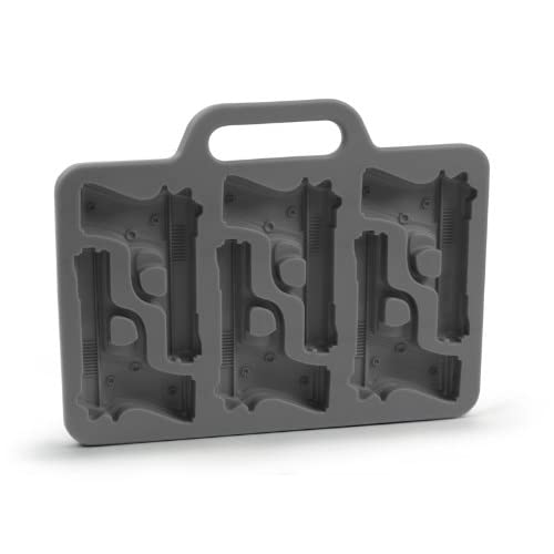 Fred FREEZE! Handgun Ice Tray