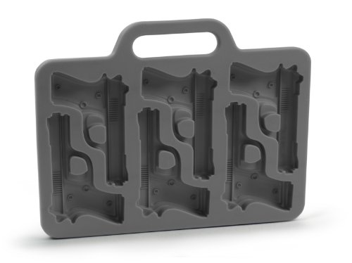Fred FREEZE Handgun Ice Tray