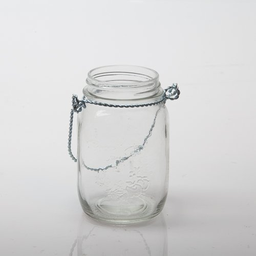 small mason jar with handles - 4