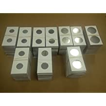 Variety Pack of 1000x Cardboard 2x2 Coin Holders