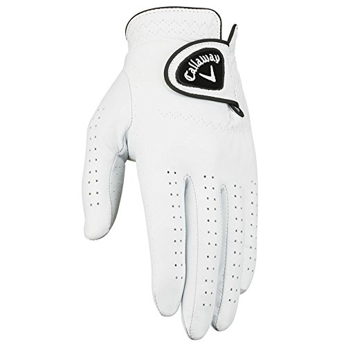 Callaway Women's Dawn Patrol Golf Glove, Small, Left Hand