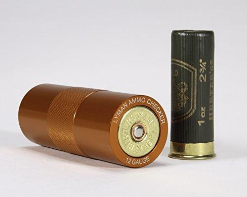 Lyman Single Caliber Shotgun Ammo Checker 12 20 gauge