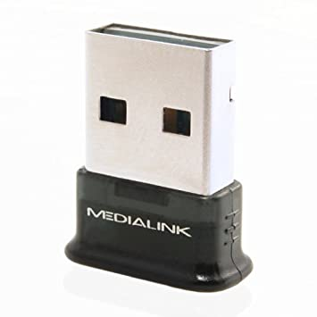 MEDIALINK BLUETOOTH SMART READY USB ADAPTER DRIVER FOR WINDOWS 7