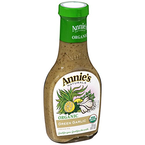 Organic Green Garlic Dressing - 1