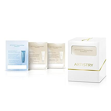 Especial Cuidado Colección del Juego de muestras artistrytm – 1 x Artistry Crema exfoliante + 1