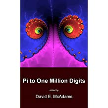 Pi to One Million Digits (Math Books for Children)