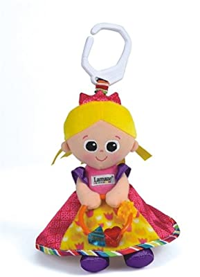 Lamaze Play Grow Princess Sophie Take Along Toy from TOMY