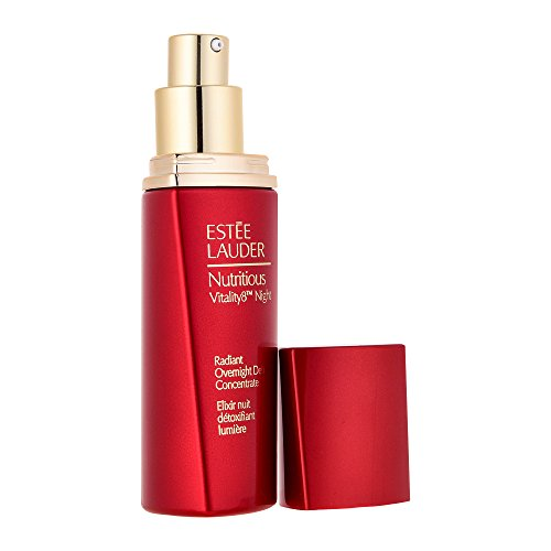 Estee Lauder Nutritious Vitality8 Radiant Overnight Detox Concentrate, 1 Ounce