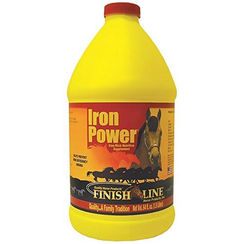 Finish Line Iron Power (64 oz), Size: 128 oz ()