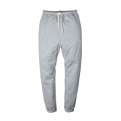 (Glittering time 2019 Sweatpants Men New Spring FashionSport Jogger Pants,Flower Gray,XXXL)