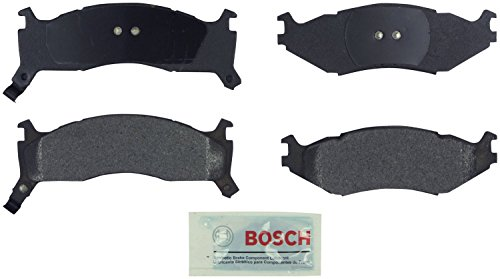 Bosch BE521 Blue Disc Brake Pad Set