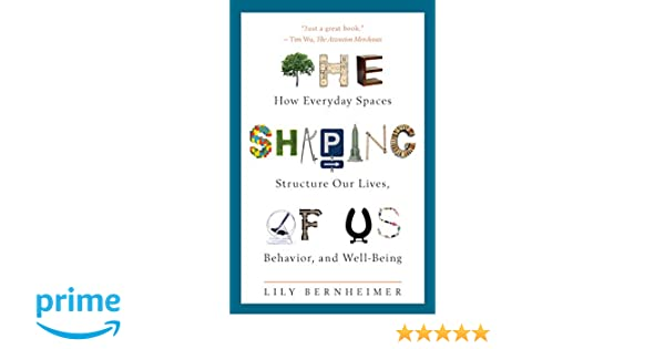 The Shaping of Us: How Everyday Spaces Structure Our Lives ...