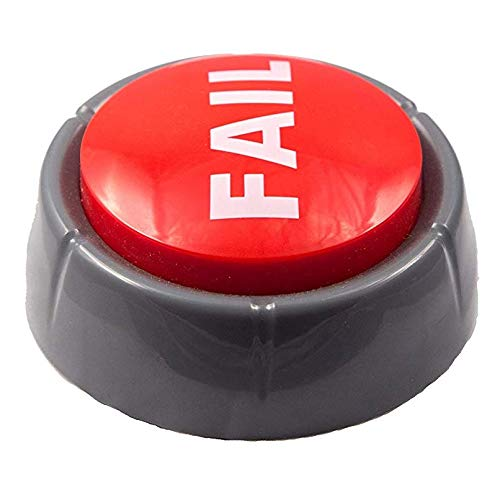 Epic Fail Button | Sad Trombone Sound Effect Button (Batteries Included) by Sound RX (Image #2)