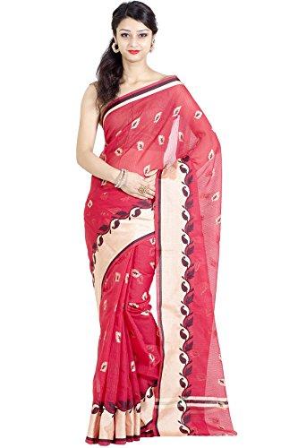 Indian Cotton Saree - 9