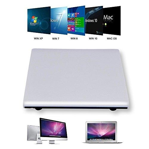 LeaningTech Mobile External DVD RW Windows