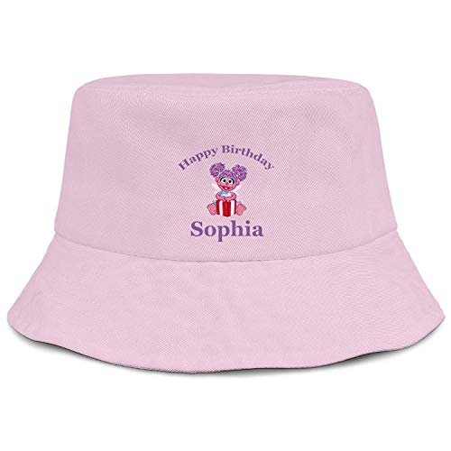 UKNnings Packable UV Protection Outdoor Fisherman Bucket Flat Brim Hats for Men ()