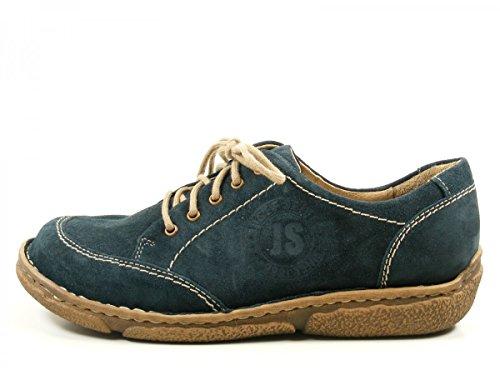 Josef Seibel Neele 02 - Zapatos Derby Mujer Azul (Aqua)