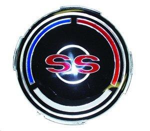 Trim Parts 2695 Wheel Cover Emblem (1967Impala Impala