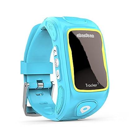 Amazon.com: abardeen Smart Watch Kids GPS Localizador ...