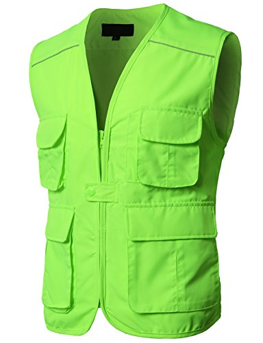 Reversible Fleece Vest - 2