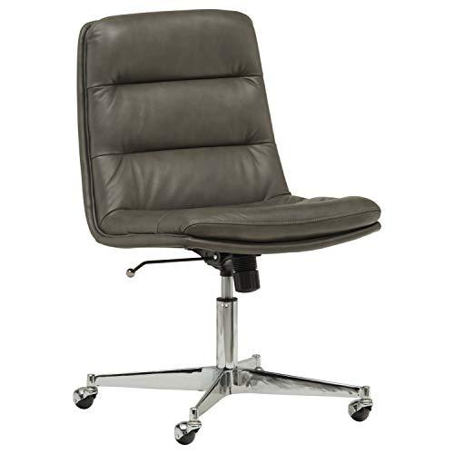 Rivet Modern Swivel Desk Chair 30.6