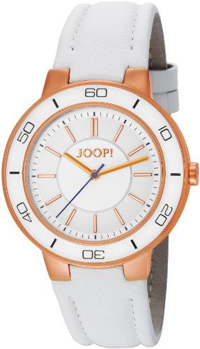 Joop Damen-Armbanduhr Insight Swiss Made Analog Quarz Leder JP101032S08