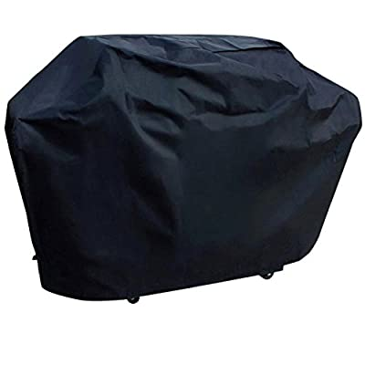 BBQ Cover,ABCsell 58-inch Heavy Duty Waterproof BBQ Cover Gas Barbecue Grill For Patio Protector