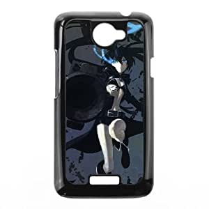 HD exquisite image for HTC One X Cell Phone Case Black black rock shooter MIO9262234