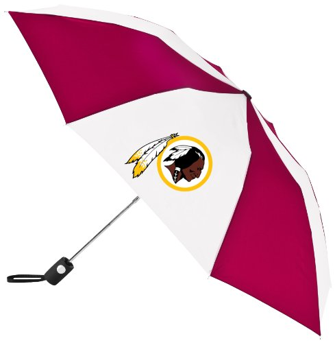 NFL Washington Redskins Automatic Folding Umbrella by WinCraft